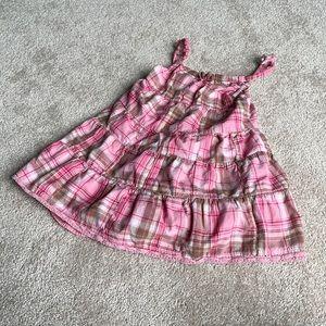 🔥BOGO🔥 Summer Layered Pink Dress 3T